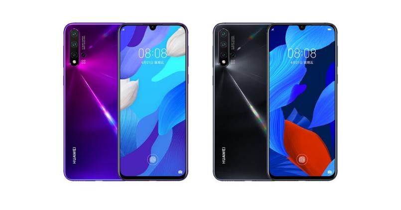 Huawei Nova 5 - Feature Image