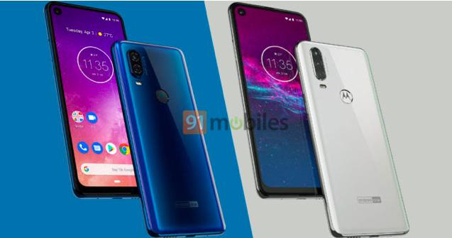 Motorola One Vision Vs One Action