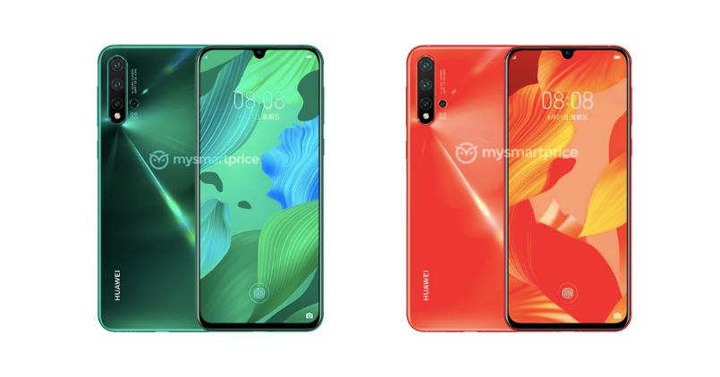 Huawei Nova 5 Pro 1 - Feature Image