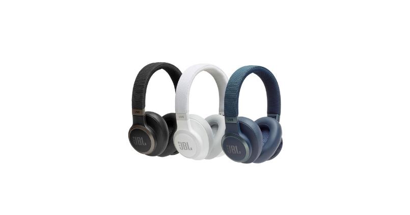 JBL LIVE Headphones - Feature Image