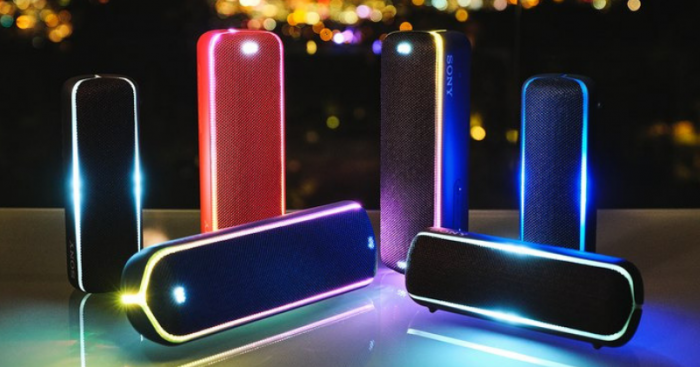 Sony Extra Bass Speakers - Feature Image