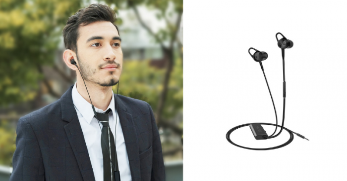 CLAW ANC7 Earphones - Feature Image