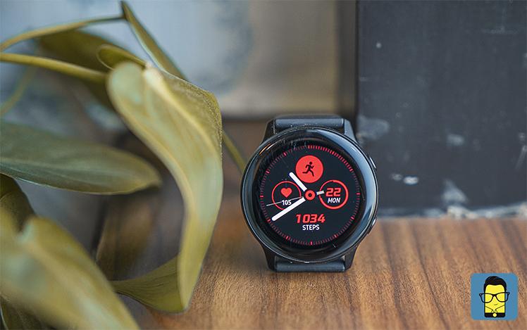 Galaxy Watch Active 12