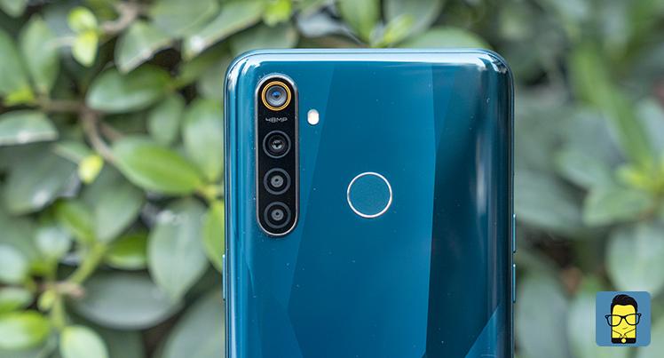 Realme 5 Pro - Quad Cameras