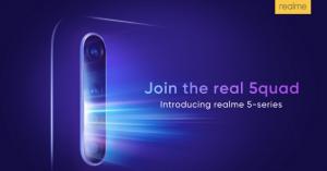 Realme 5 - Feature Image