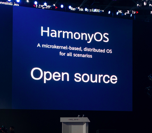 Harmony OS - 2