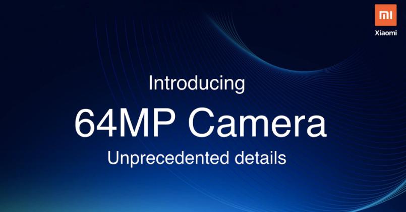 Redmi 64MP Rear Camera - Feature Image