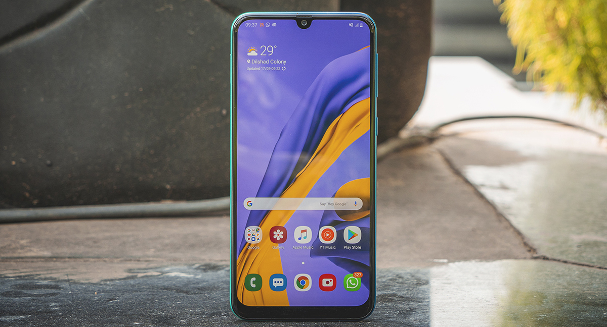 Samsung Galaxy M30s Review More Like An Xl Update Mr Phone