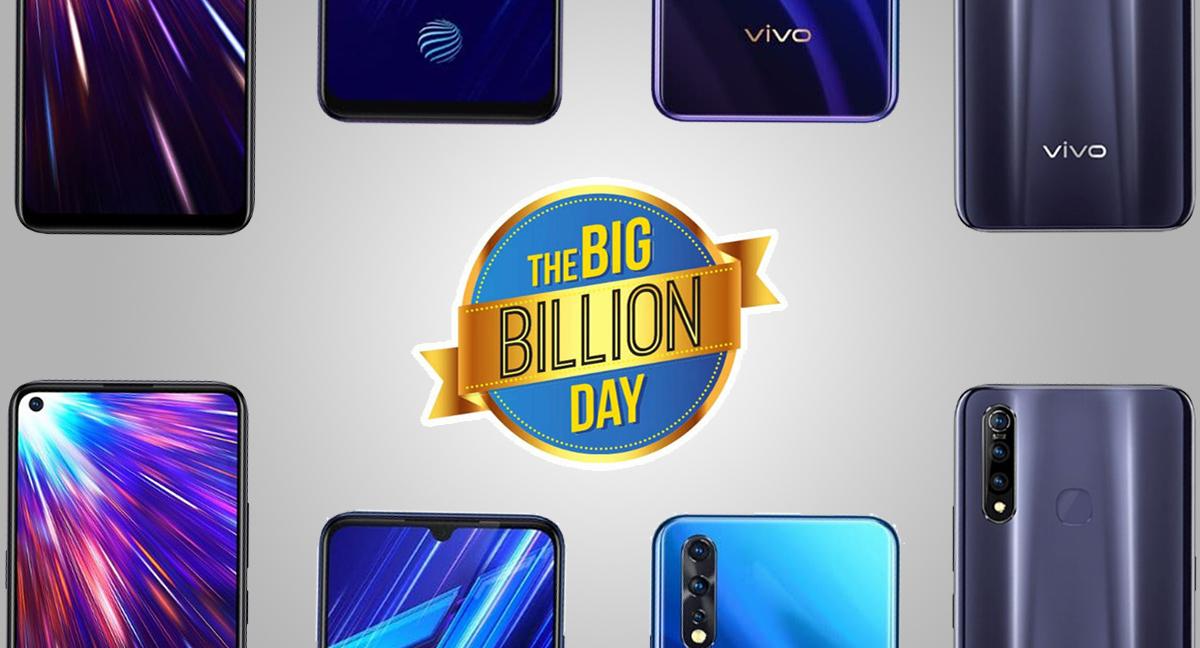 Flipkart Big Billion Day - Vivo Z1X