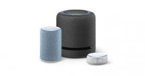 New Echo, Echo Dot, Echo Studio - Feature Image