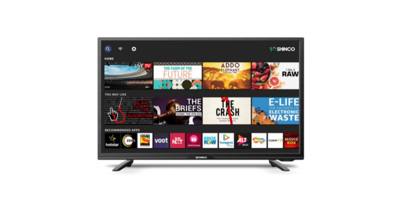 Shinco Smart LED TV - Feature Image