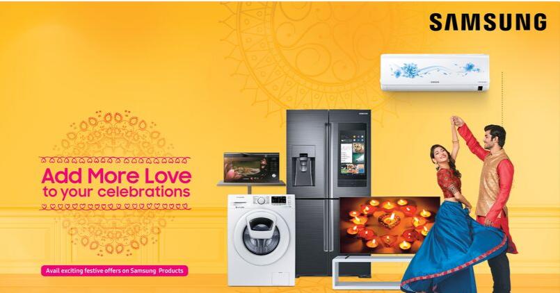 Samsung Festive Season - Feature Image