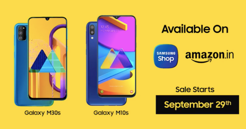 Samsung Galaxy M10s - Feature Image