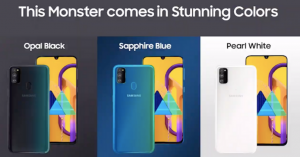 Samsung Galaxy M30s - Feature Image
