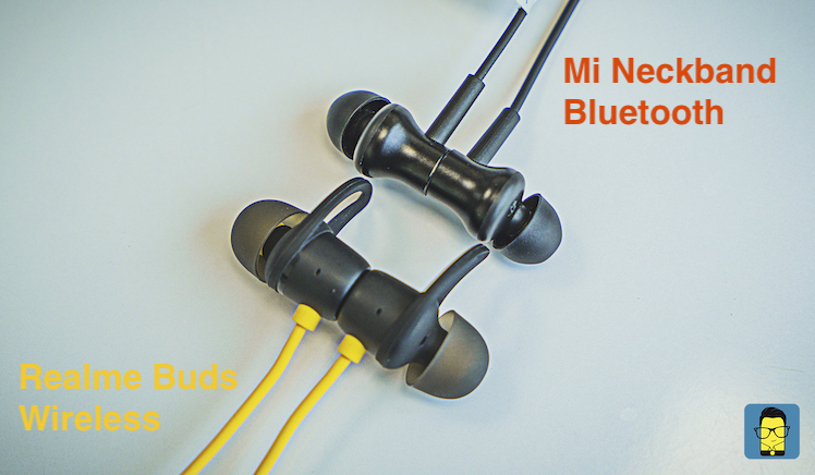 Realme Buds Wireless Vs Mi Neckband Bluetooth Earphones Detailed Comparison And Review Mr Phone