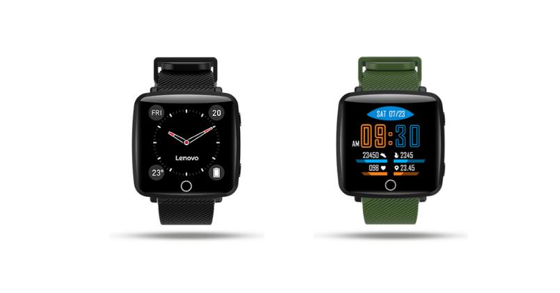 Lenovo Carme Smartwatch - Feature Image