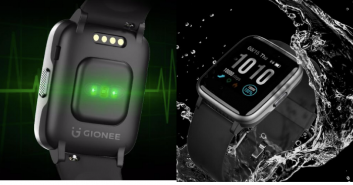 Gionee Smart Life Watch - Feature Image