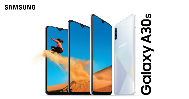 Samsung Galaxy A30s - Feature Image