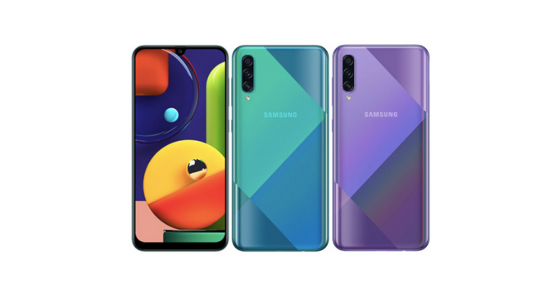 Samsung Galaxy A50s - Feature Image
