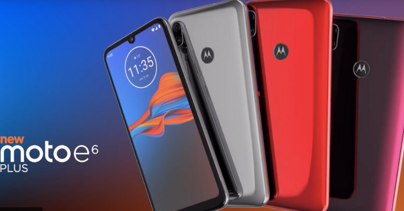 Motorola E6 Plus - Feature Image
