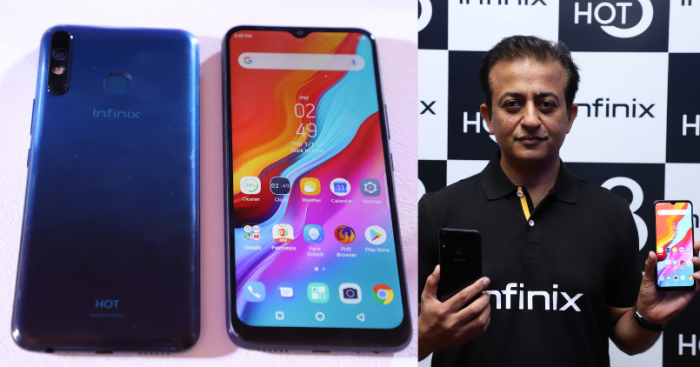 Infinix Hot 8 - Feature Image