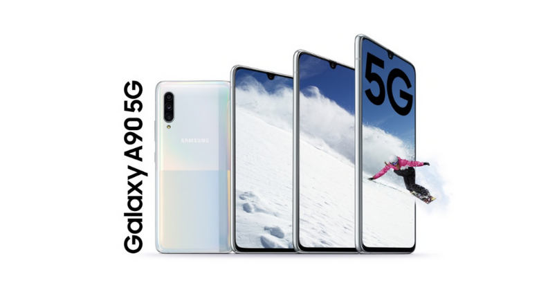 Samsung Galaxy A90 5G - Feature Image