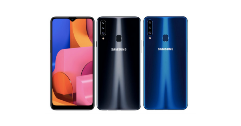 Samsung Galaxy A20s - Feature Image