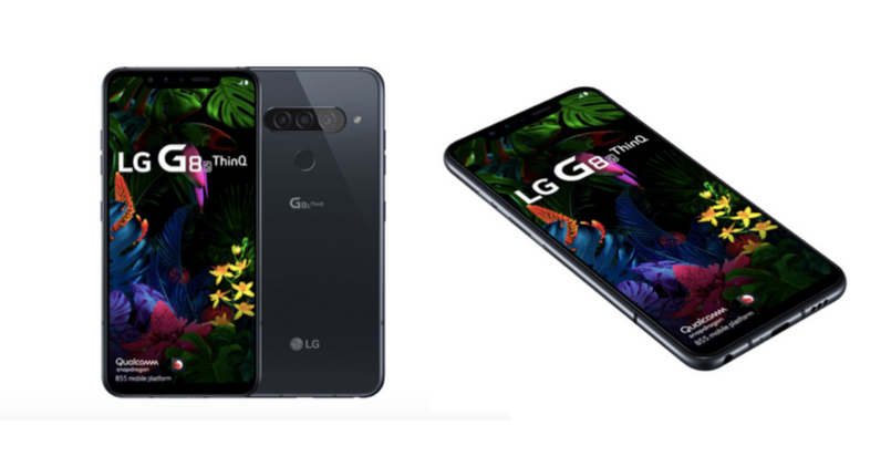 LGG8s ThinQ - Feature Image