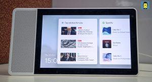 Lenovo Smart Display - Feature