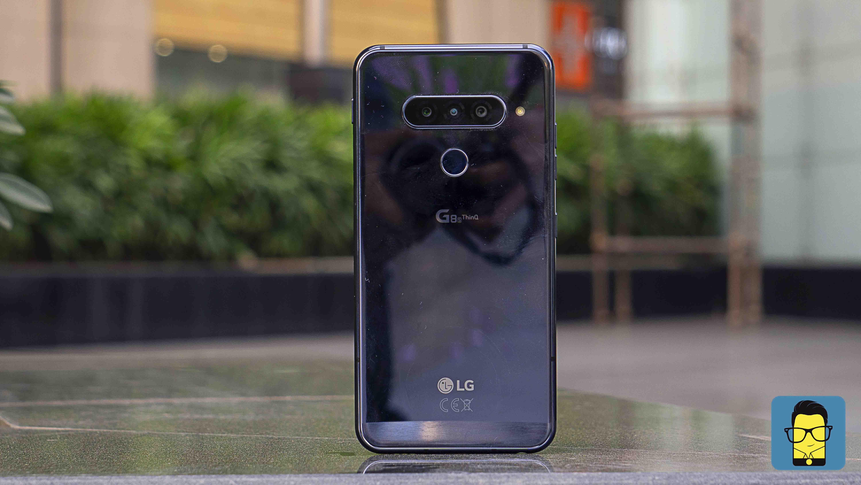 LG G8s ThinQ3