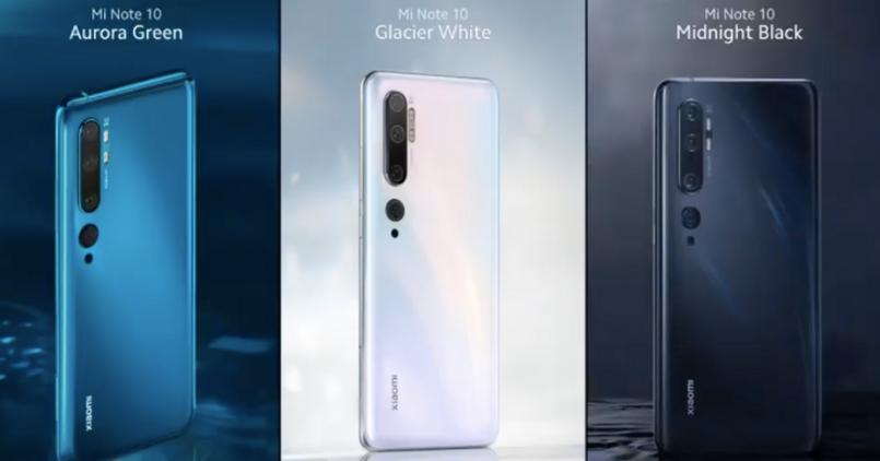 Xiaomi Mi Note 10 - Feature Image