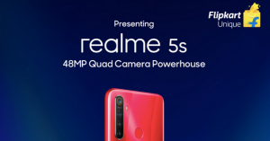 Realme 5s - Feature Image
