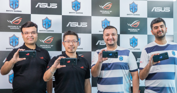ASUS and Entity Games - Feature Image