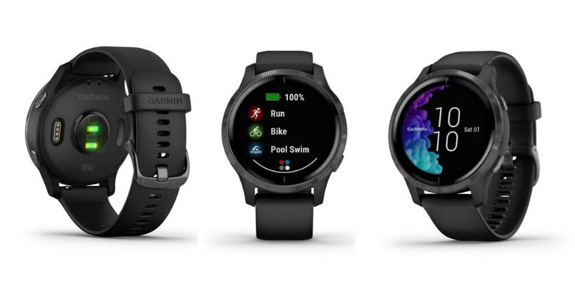 Garmin Venu Smartwatch - Feature Image