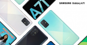 Samsung Galaxy A71 - Feature Image