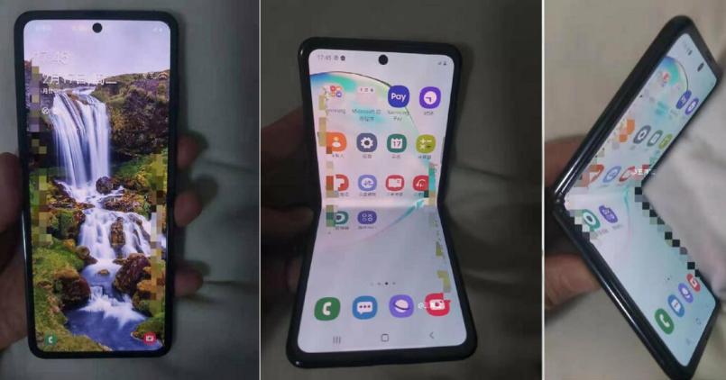 Samsung's next foldable phone
