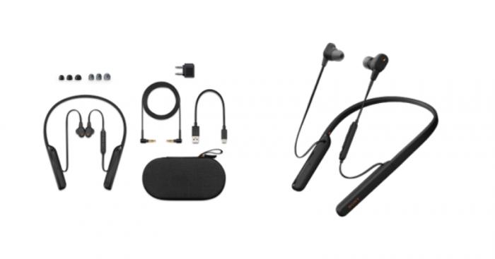 Sony WI-1000XM2 Wireless Headphones - Feature Image