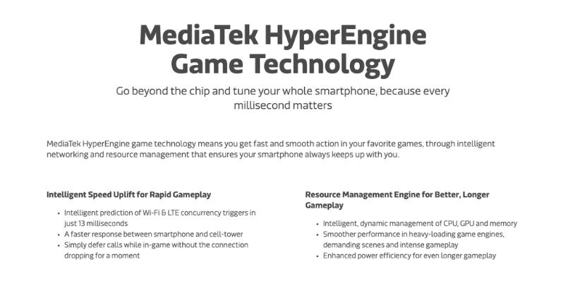 MediaTek Helio G70 feature image