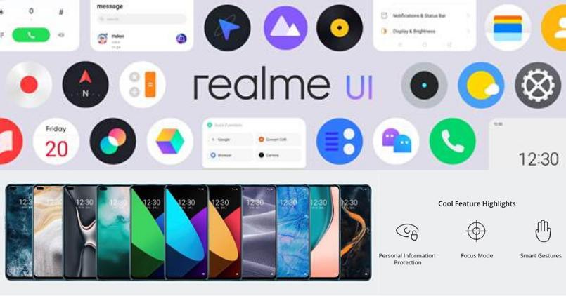 realme UI - Feature Image