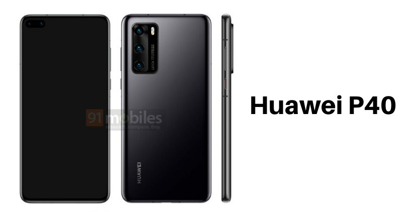 Huawei P40 feature image