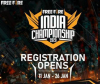Free Fire India Championships - Feature Image