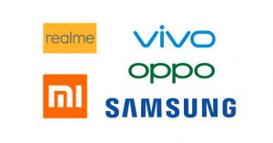 Market Share of Top Five Brands - Feature Image