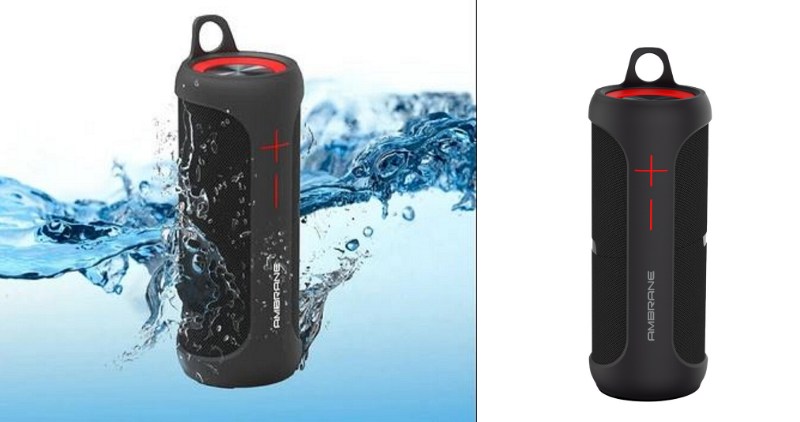 Ambrane Fireboom Bluetooth Speaker - Feature Image