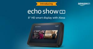 Amazon Echo Show 8 - Feature Image