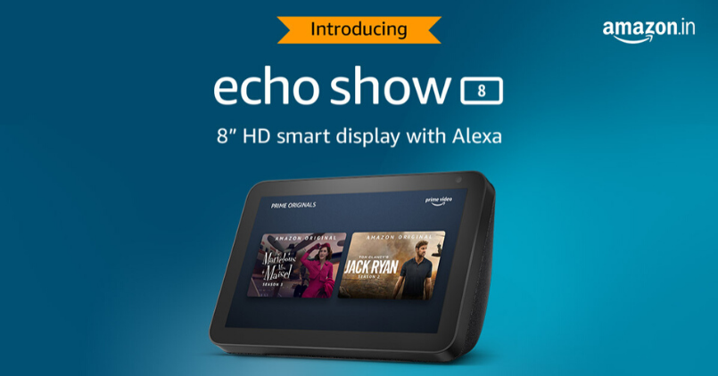 Amazon Echo Show 8 - Feature Image