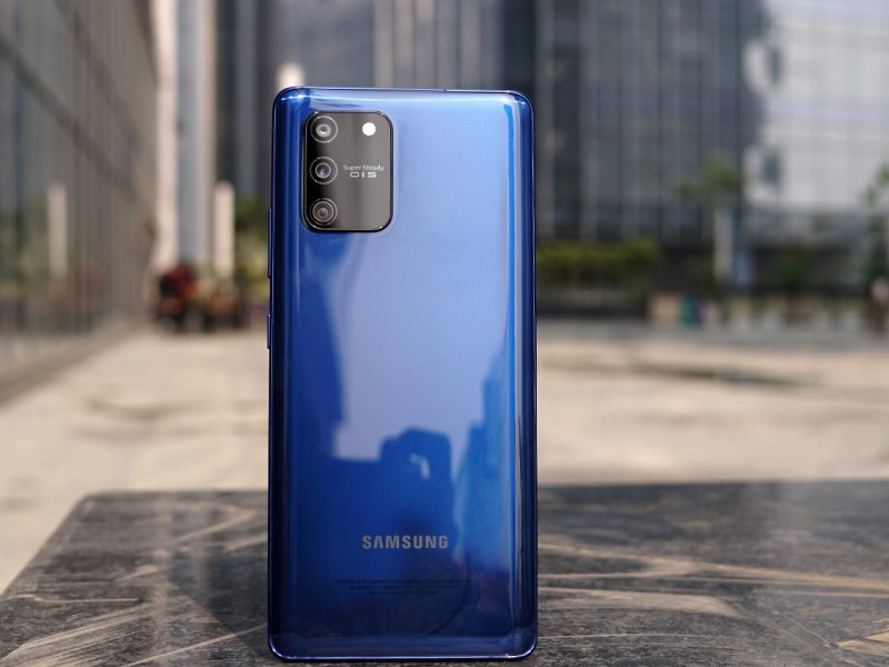 Samsung Galaxy S10 Lite -1
