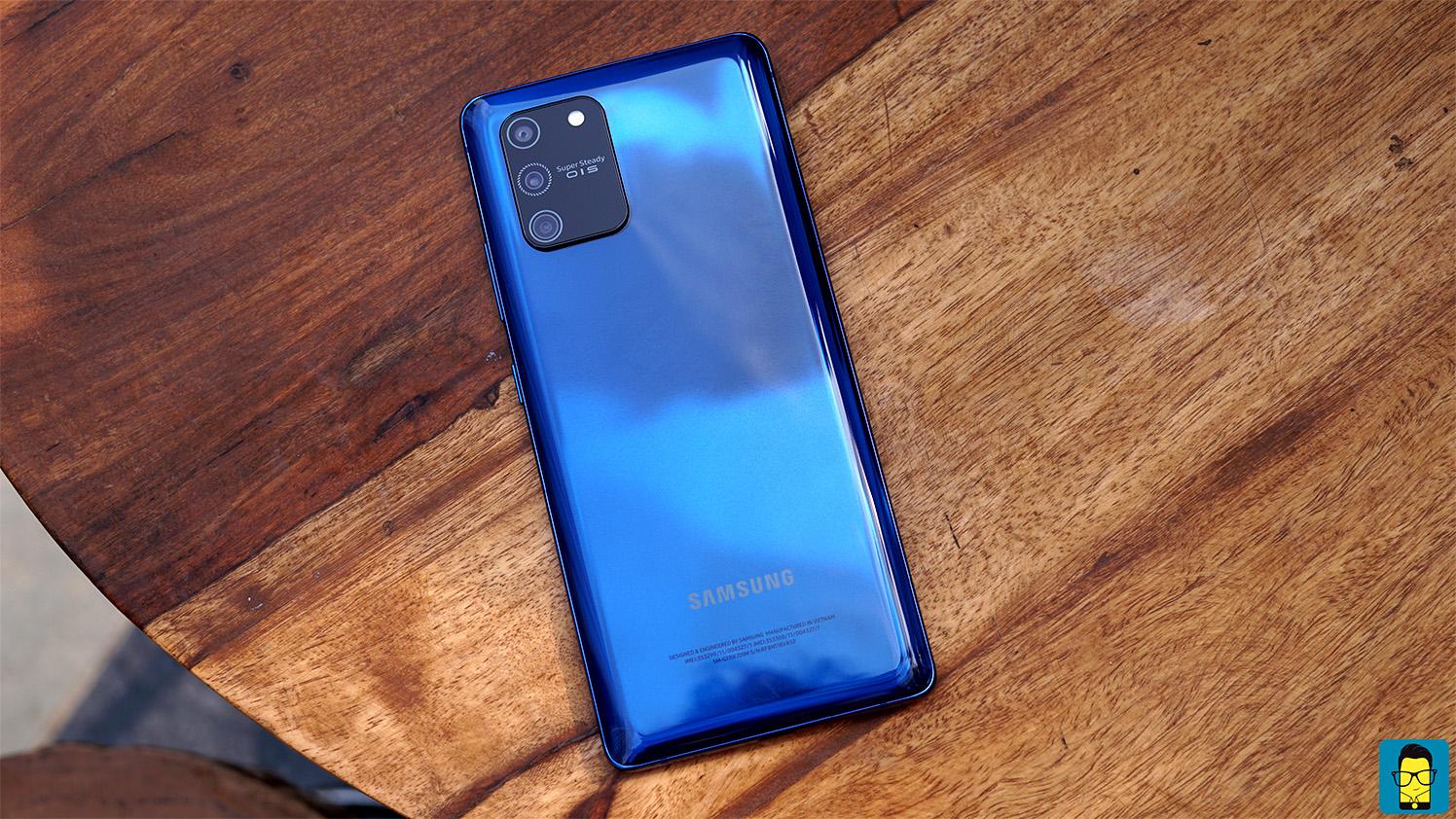 Samsung Galaxy S10 Lite -5