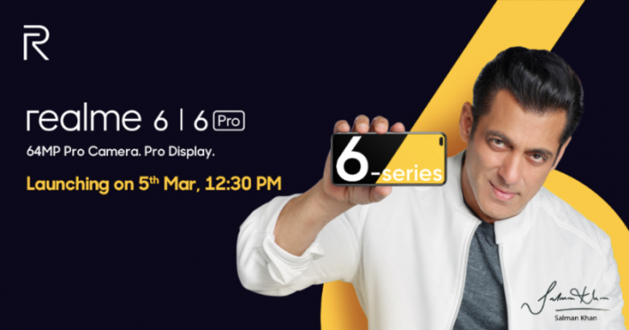 Realme 6 Series - Feature Image