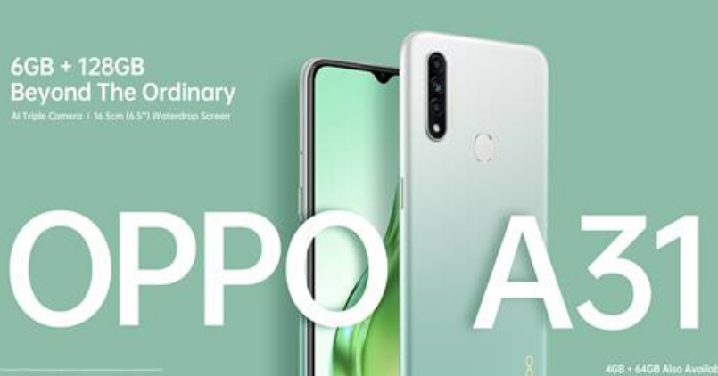OPPO A31 - Feature Image
