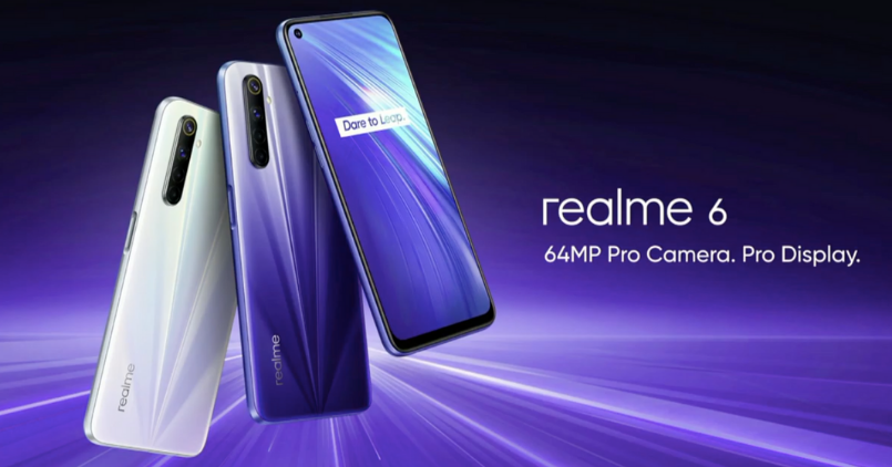 Realme 6 - Feature Image